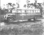 School bus, Polk County, Florida