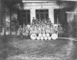 Boy Scout Drum and Bugle Corps, Lakeland, Florida