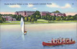 Florida Southern College on Lake Hollingsworth, Lakeland, Florida