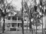 Mosswood, the Riggins family home, Lakeland, Florida
