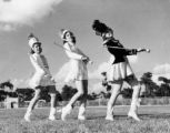 Lakeland High School majorettes