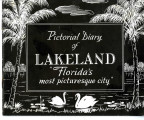 Pictorial diary of Lakeland