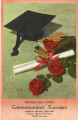 Commencement program, Rochelle High School, Lakeland, Florida