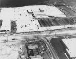 Aerial view of the Lakeland Mall, Lakeland, Florida